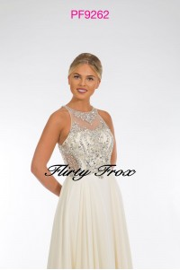 Prom Frocks PF9262 Cream