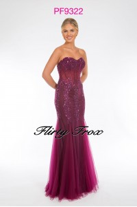 Prom Frocks PF9322 Blackcurrant