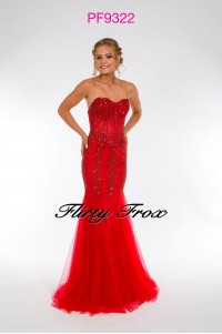 Prom Frocks PF9322 Red