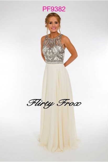 Prom Frocks PF9382 Champagne