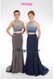 Prom Frocks PF9386 Pewter