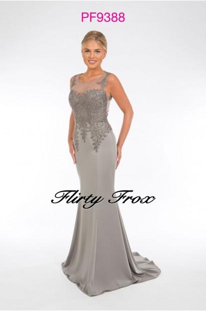 Prom Frocks PF9388 Grey