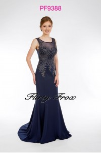 Prom Frocks PF9388 Navy
