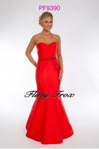 Prom Frocks PF9390 Red