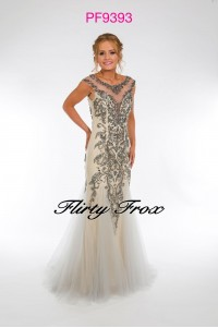 Prom Frocks PF9393 Grey