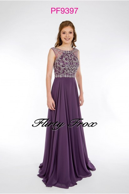 Prom Frocks PF9397 Grape