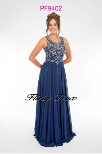 Prom Frocks PF9402 Navy