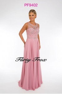 Prom Frocks PF9402 Dusky Rose