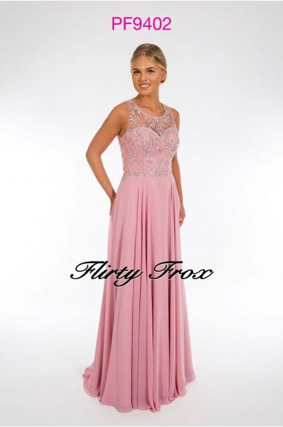 Prom Frocks PF9402 Dusky Rose