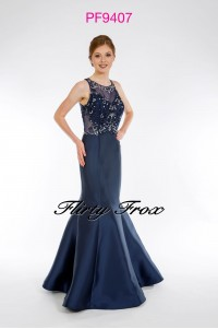 Prom Frocks PF9407 Navy