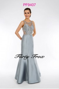 Prom Frocks PF9407 Pewter