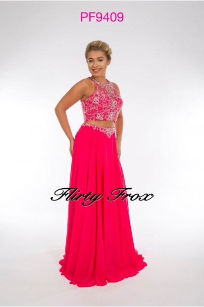Prom Frocks PF9409 Rose Pink