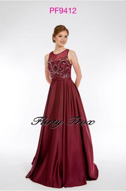 Prom Frocks PF9412 Blackcurrant