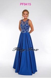 Prom Frocks PF9415 Royal Blue
