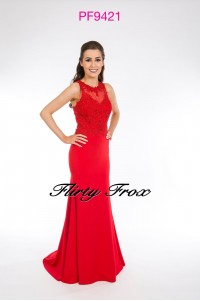 Prom Frocks PF9421 Red