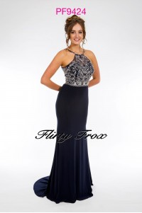 Prom Frocks PF9424 Midnight Blue