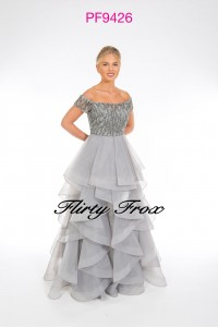 Prom Frocks PF9426 Pewter