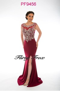 Prom Frocks PF9456 Wine
