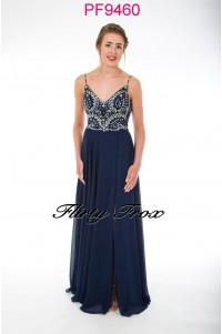 Prom Frocks PF9460 Navy