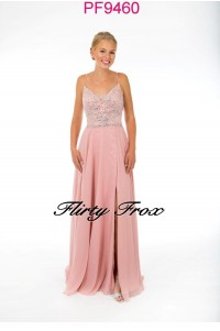 Prom Frocks PF9460 Rose