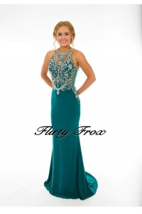 Prom Frocks PF9467 Green