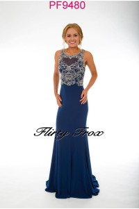 Prom Frocks PF9480 French Navy