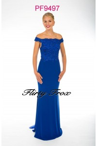 Prom Frocks PF9497 Royal Blue