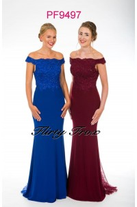 Prom Frocks PF9497 Wine