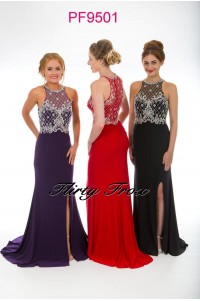Prom Frocks PF9501 Black