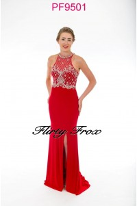 Prom Frocks PF9501 Red