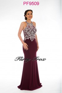 Prom Frocks PF9509 Blackcurrant