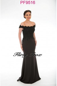 Prom Frocks PF9516 Black
