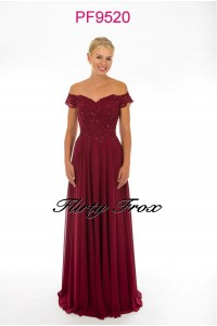 Prom Frocks PF9520 Berry