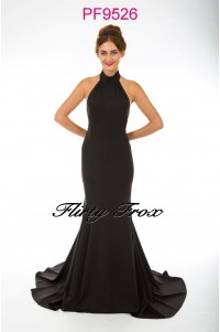 Prom Frocks PF9526 Black