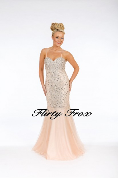 Prom Frocks PF9140 Champagne