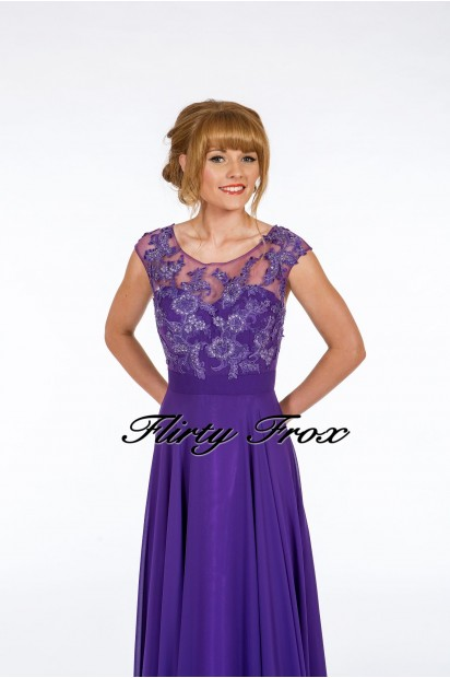Prom Frocks PF9147 Purple
