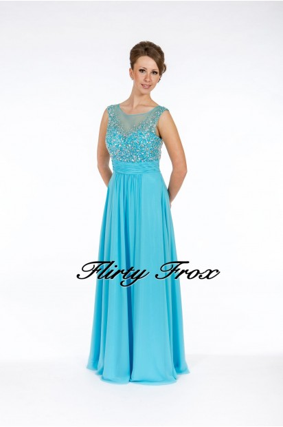 Prom Frocks PF9150 Ocean Blue