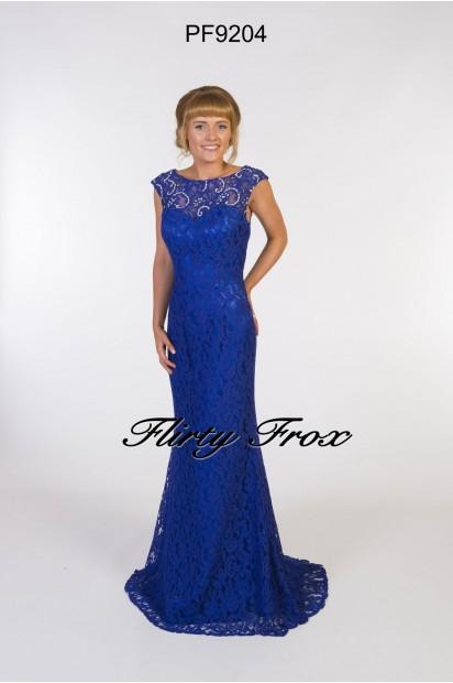 Prom Frocks PF9204 Cobalt Blue