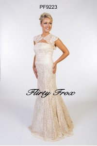Prom Frocks PF9223 Champagne