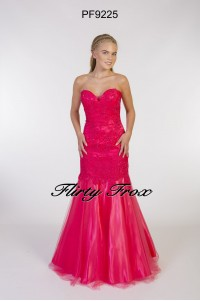 Prom Frocks PF9225 Strawberry