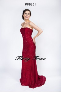 Prom Frocks PF9251 Red