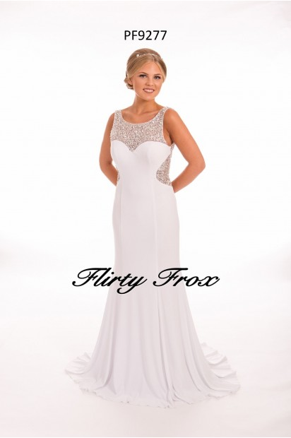 Prom Frocks PF9277 White
