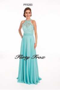 Prom Frocks PF9283 Tiffany Blue