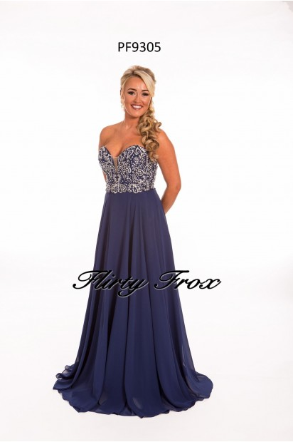 Prom Frocks PF9305 Navy