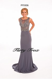Prom Frocks PF9306 Pewter