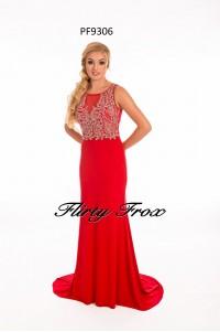 Prom Frocks PF9306 Red