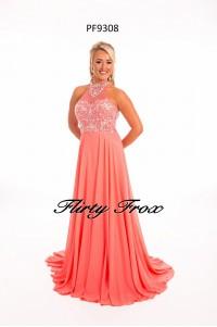 Prom Frocks PF9308 Coral