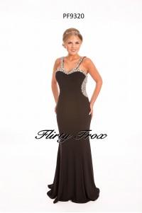 Prom Frocks PF9320 Black