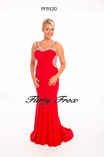 Prom Frocks PF9320 Red