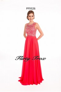 Prom Frocks PF9326 Strawberry